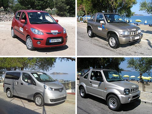 We value our customer and to show our dedication to our customer we offer quality rental cars, excellent customer care, and the most competitive low rates in Lesbos!